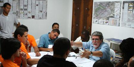 Rocinha's participation
